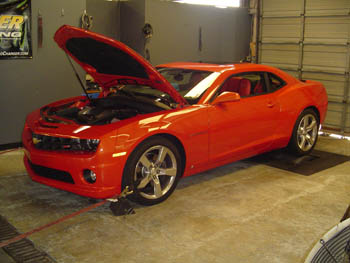 Computer Tuning/Chassis Dyno Services