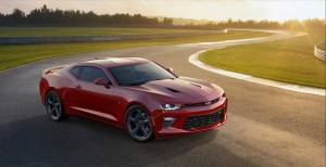2016+ Camaro SS - Packages