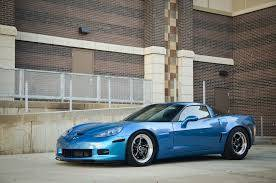 C6 ZR1 Parts - C6 Z06 Wheels and Tires
