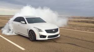 2016 Cadillac CTS-V - Packages