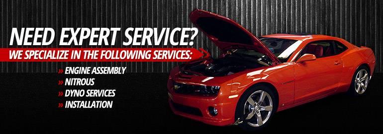 need expert service?