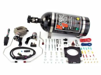 Nitrous Outlet 90mm 2010+ Camaro Plate System