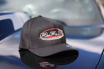RPM Motorsports Fitted FlexFit Hat S/M
