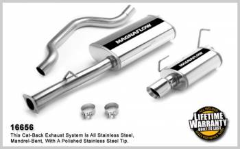 Magnaflow Performance Exhaust 2006 TrailBlazer SS 6.0L V-8