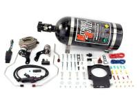 Power Adders -  Nitrous - Nitrous Outlet 90mm 2010+ Camaro Plate System